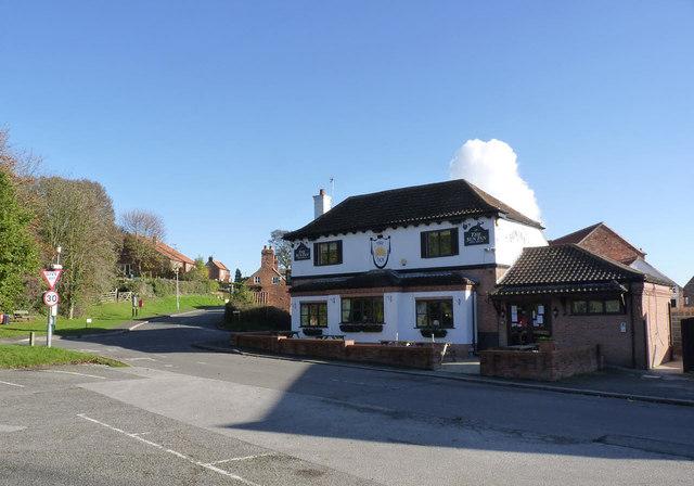 The Sun Inn, North Wheatley