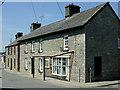 SN6655 : Shop, house, and pub in Llanddewi-Brefi, Ceredigion by Roger  Kidd