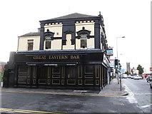 J3574 : Great Eastern Bar, Newtownards Road by Eric Jones