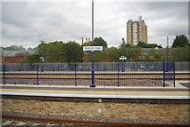SJ9598 : Stalybridge Station by N Chadwick