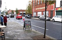 J3674 : View West along Newtownards Road by Eric Jones