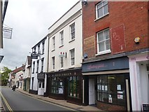 SU3521 : Bell Street, Romsey by David960