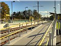 SJ8088 : Metrolink Airport Line, Baguley by David Dixon