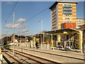 SJ8387 : Metrolink Manchester Airport Line, Benchill by David Dixon