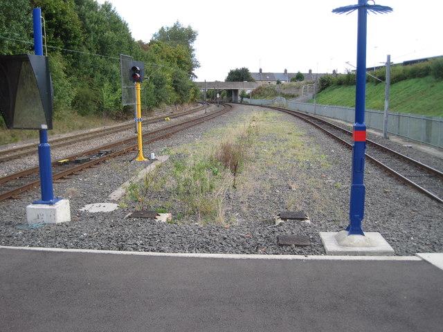 Backworth railway station (site), Tyne & Wear