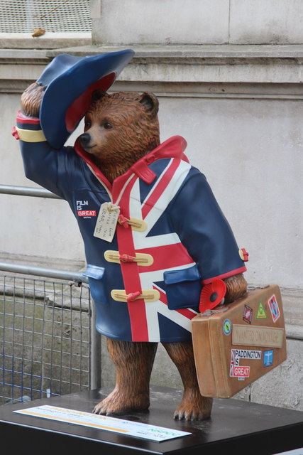 """Paddington is Great"", Paddington Bear, Downing Street"