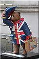"TQ3079 : ""Paddington is Great"", Paddington Bear, Downing Street by Oast House Archive"