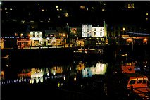 NZ8911 : Whitby: lifeboats and pubs by Andy Stephenson