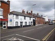 SU3521 : Former Crown Inn, Romsey by David960