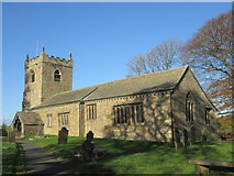 SD9350 : All Saints Church by John Slater