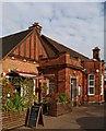 TL2132 : Letchworth Railway Station by Julian Osley