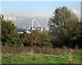 TQ1684 : View Towards Wembley by Des Blenkinsopp