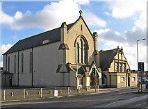 SO9596 : Bilston - Holy Trinity RC Church by Dave Bevis