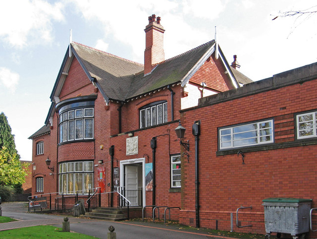 Bilston - Library and Craft Gallery