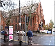 J3573 : Mountpottinger Methodist Church by Eric Jones