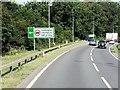 SK4727 : A50 near Lockington by David Dixon