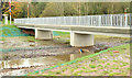 J3773 : The Knock River, Orangefield Park, Belfast - November 2014(3) by Albert Bridge