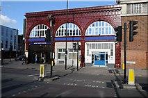 TQ3179 : Lambeth North Station by Philip Halling