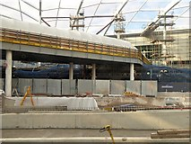 SJ8499 : Redevelopment at Manchester Victoria, November 2014 by David Dixon