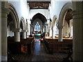 SK9716 : Church of St Mary:  The Nave by Bob Harvey
