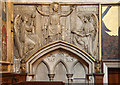 TQ2779 : Holy Trinity, Brompton - Relief by John Salmon