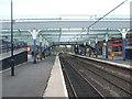 NZ3571 : Whitley Bay Metro station, Tyne & Wear by Nigel Thompson