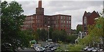 SJ9398 : Cavendish Mill by N Chadwick