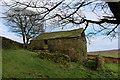 SD9932 : Stone Barn at Lane Head by Chris Heaton