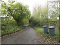 TM3272 : Low Road, Ubbeston by Geographer