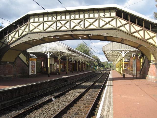 Cullercoats Metro station, Tyne & Wear