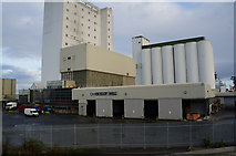 NT2677 : Chancelot Flour Mill, Newhaven by Ian S
