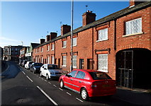 SK5319 : Pinfoldgate, Loughborough, Leics by David Hallam-Jones