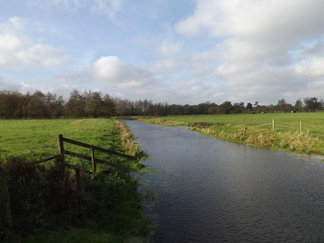 River Waveney at Billingford Bridge