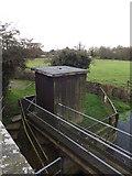 TM1678 : Billingford Gauging Station at Billingford Bridge by Adrian Cable