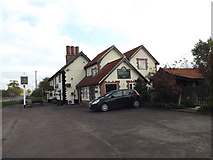 TM1678 : The Horseshoes Public House, Billingford by Adrian Cable
