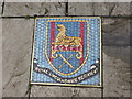 TF0207 : Mosaic - The Lincolnshire Regiment by Bob Harvey