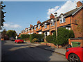 SP2080 : North on Belle Vue Terrace, Hampton in Arden by Robin Stott