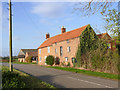 SK7387 : Former Chesterfield Canal warehouse and Field Farmhouse by Alan Murray-Rust