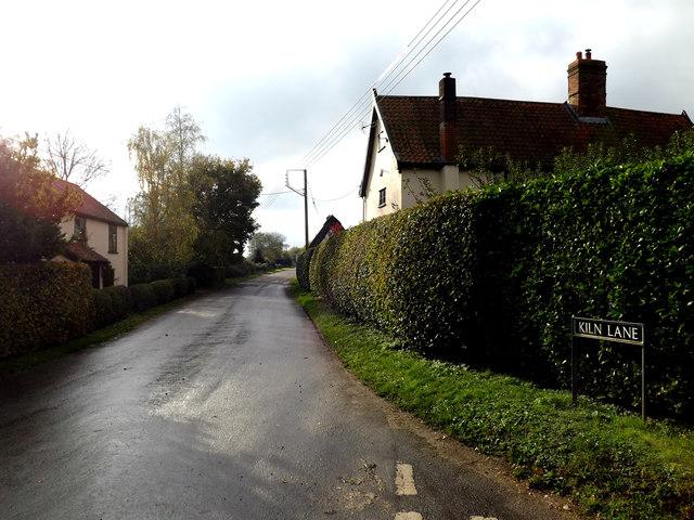 Kiln Lane, Upper Street