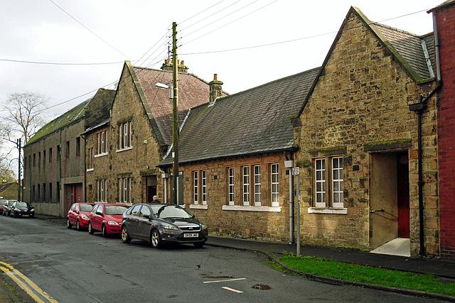 Haltwhistle Masonic Hall