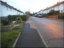 TQ2087 : Sycamore Grove, Kingsbury by David Howard
