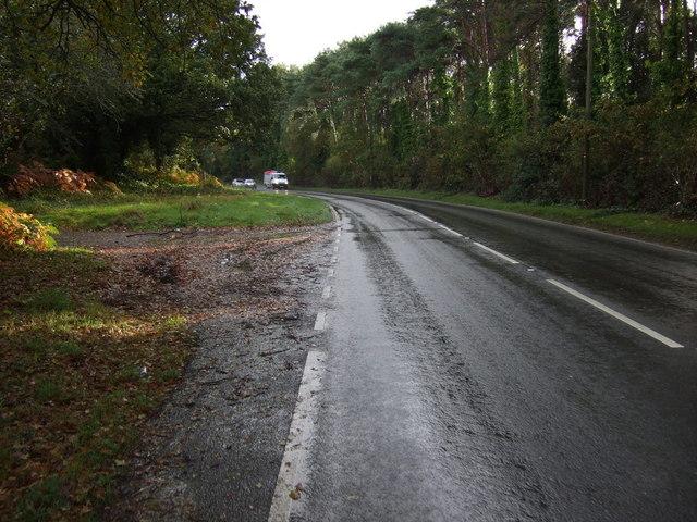 Par Moor Road (A3082)