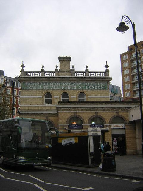 Gloucester Road station (District Line)