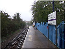 SW8132 : Falmouth Town Railway Station by JThomas