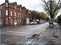 J3574 : The northern end of Templemore Avenue, Ballymacarret by Eric Jones