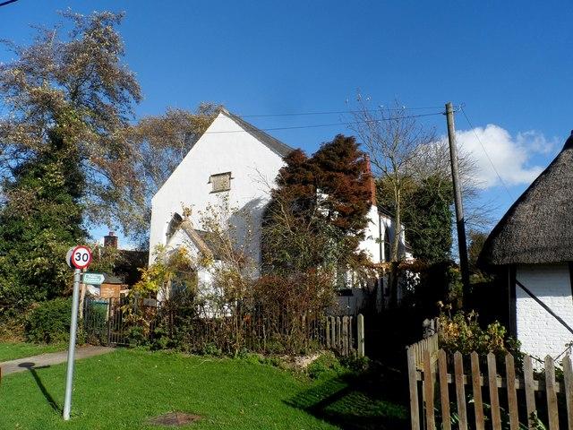 Former Methodist chapel, Ludgershall