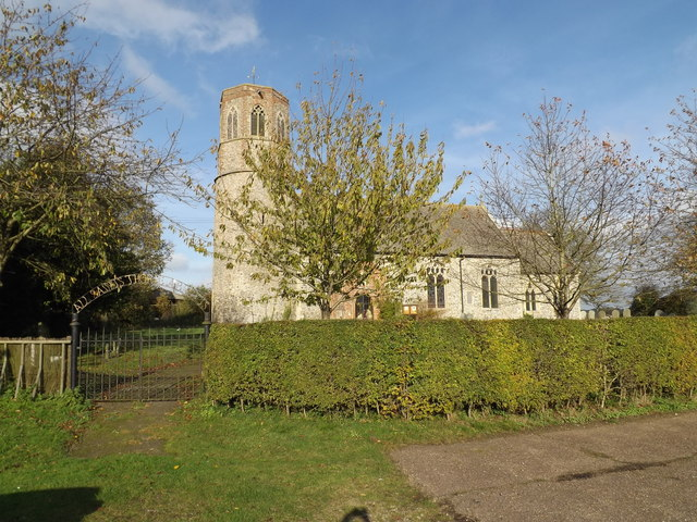 All Saints Church, Thorpe Abbotts