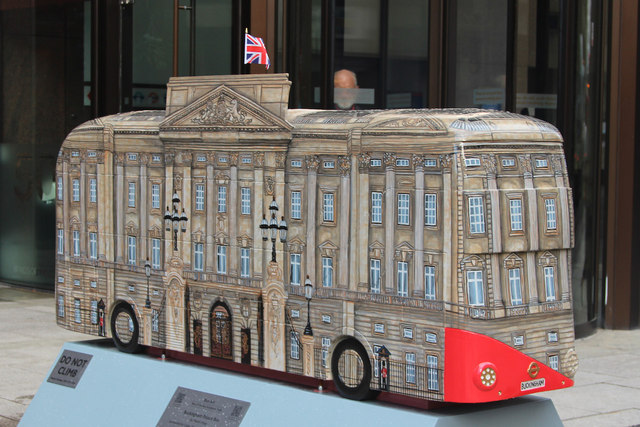 Bus Art, 'Buckingham Palace Bus'