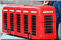 TQ3079 : Bus Art, 'London Telephone Bus' by Oast House Archive