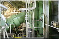 SU3912 : SS Margaret Hill - main condenser by Chris Allen